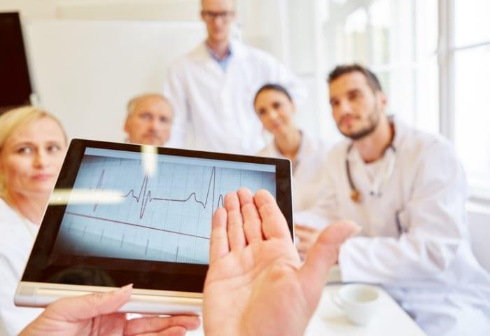 Benefícios do laudo a distância de eletrocardiograma