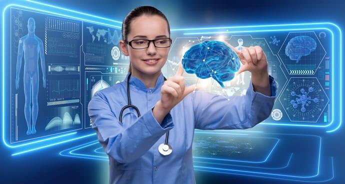 Cotação de laudo a distância de EEG