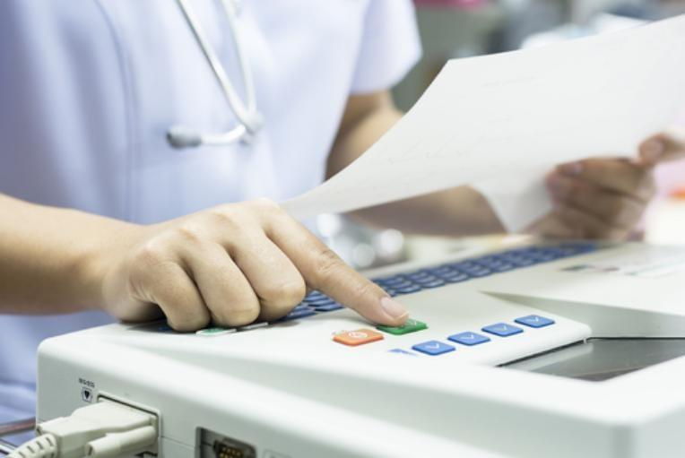 como funciona exame ecg