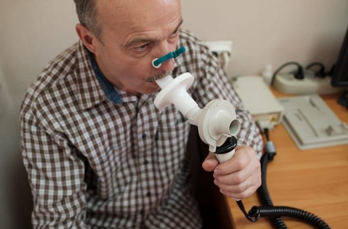 Como funciona o laudo de espirometria clínica à distância?