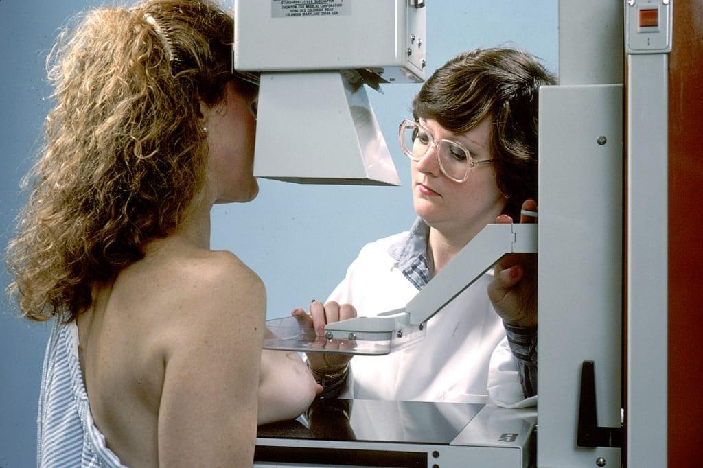 mamografia e ecografia