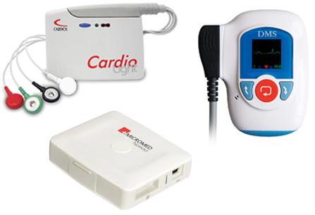 gravador de holter cardios dms micromed para telemedicina