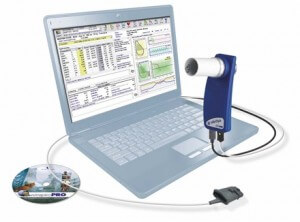 espirometro minispir para telemedicina