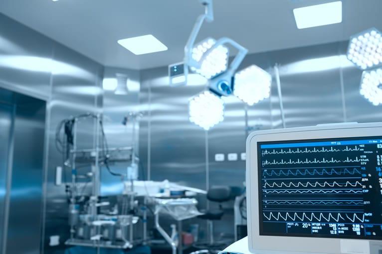 Quais instituições de saúde podem alugar aparelhos médicos em comodato