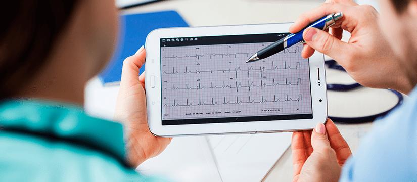 Cuidados com o eletrocardiógrafo