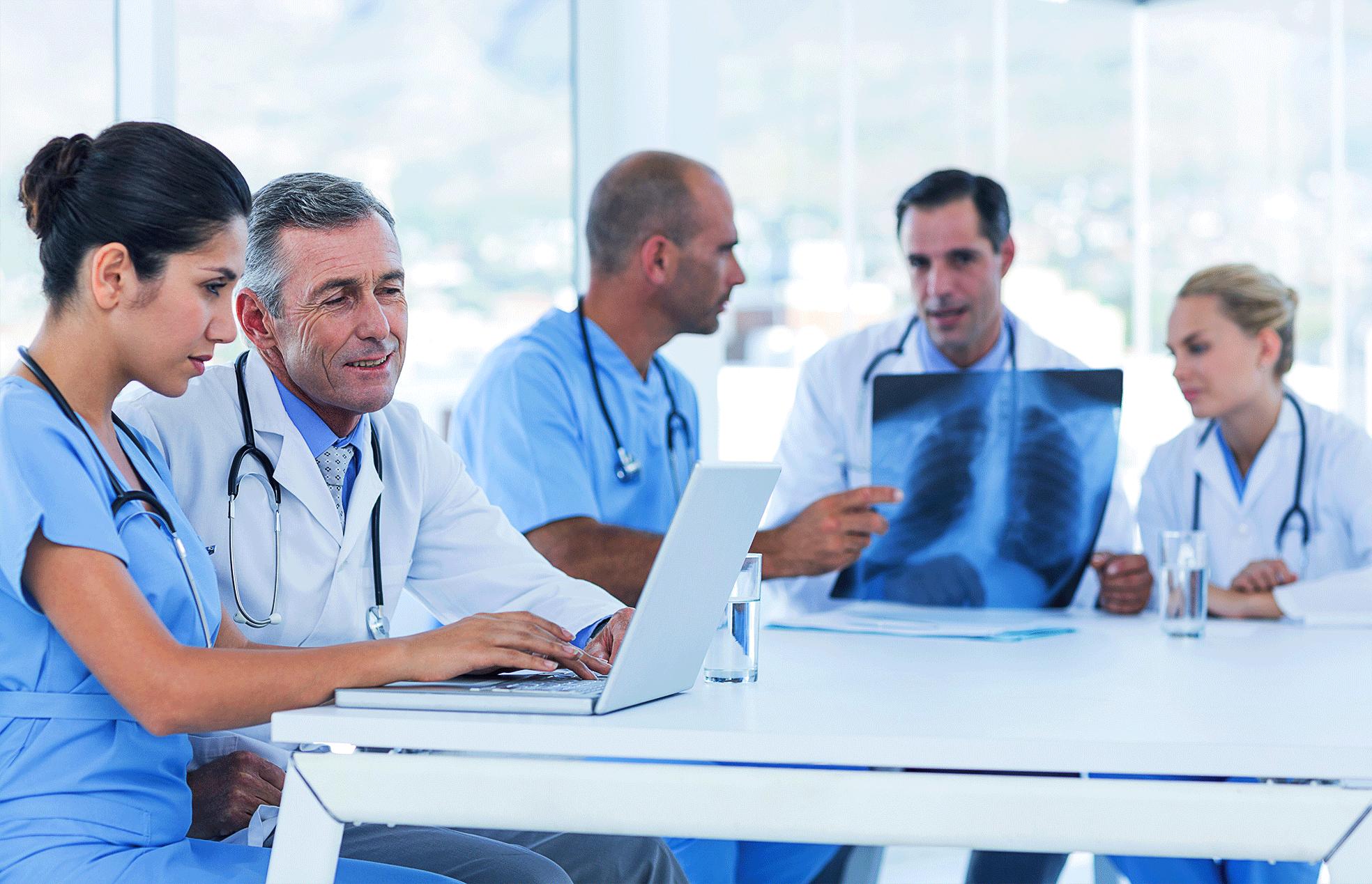 Telemedicina ajuda os hospitais