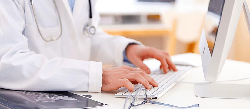 aparelhos médicos analógicos