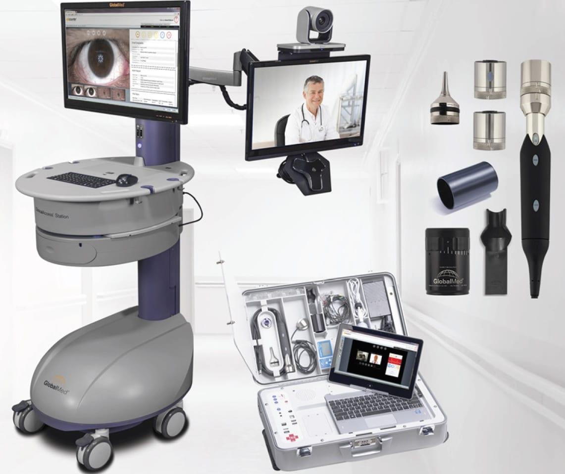 Equipamentos médicos portáteis