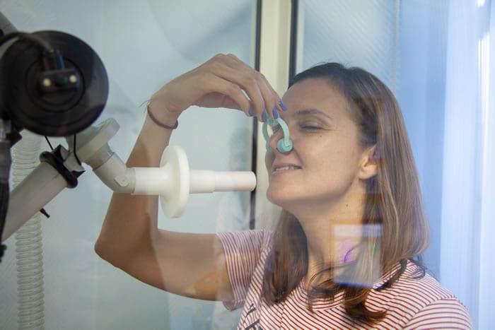 Conceito de Prova de Função Pulmonar