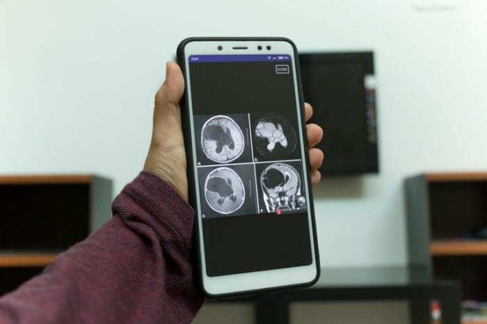 Benefícios da radiologia online para pacientes