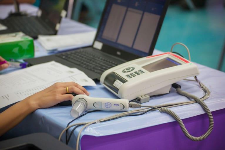 Telemedicina Morsch na emissão de laudos e interpretação de exames de espirometria