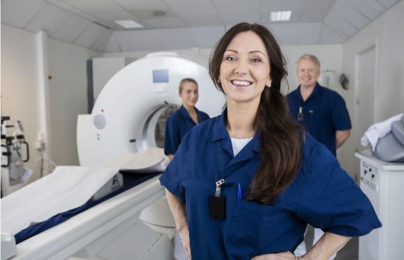 A Telerradiologia é uma especialidade dentro da Telemedicina