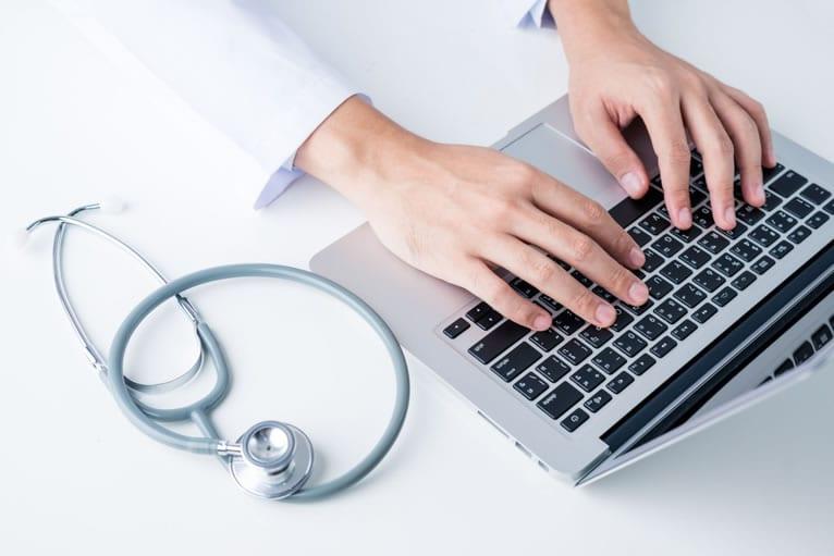 Como a telemedicina fornece o laudo de RX digital