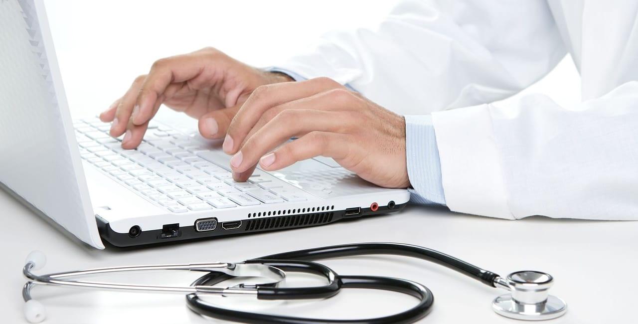 análise de exames médicos e laudo a distância