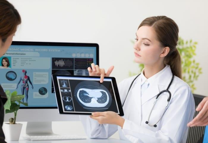 Como a Telemedicina Morsch pode ajudar a sua clínica no laudo de ressonância magnética