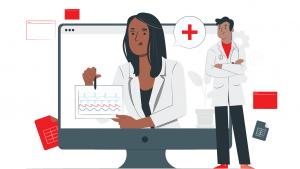 telemedicina e medicina convencional