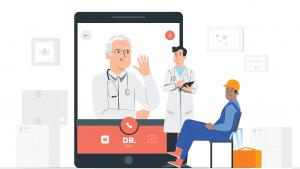 Uso da telemedicina para medicina ocupacional