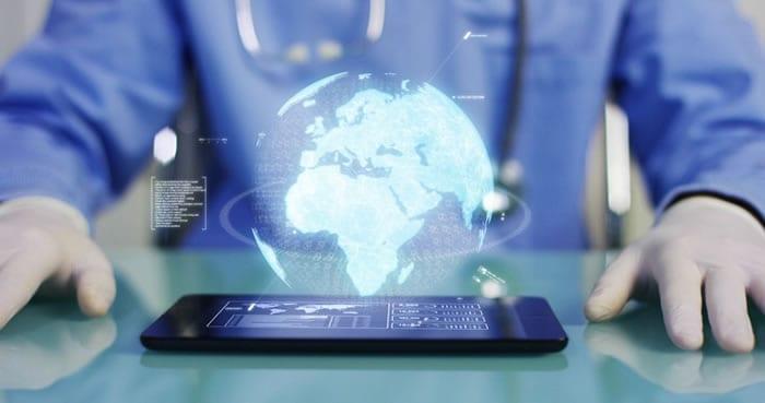 A plataforma viabiliza a telemedicina para todas as regiões do Brasil