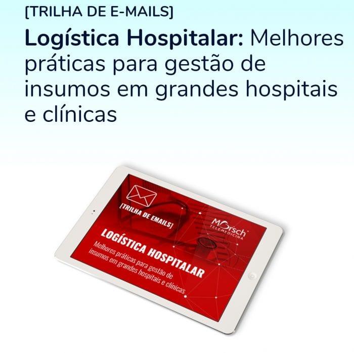 Logística hospitalar e prática de insumos