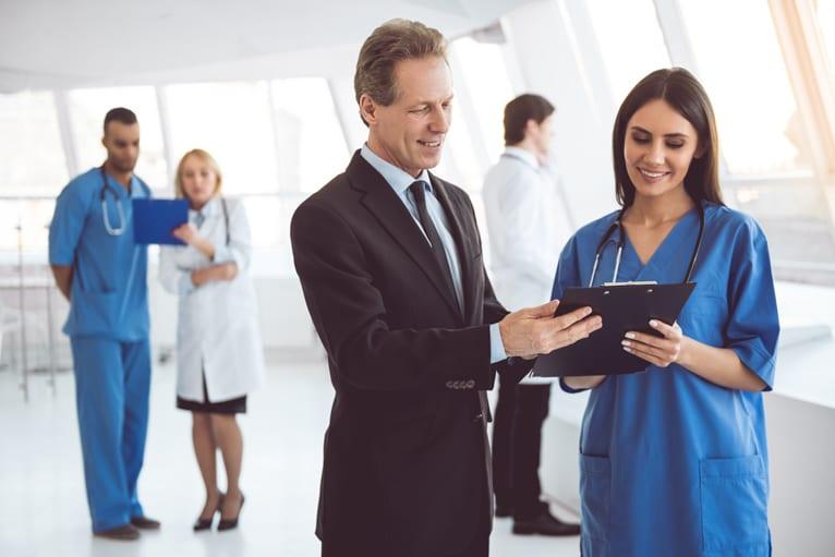 Uma empresa de telemedicina que apoia os empreendedores da saúde