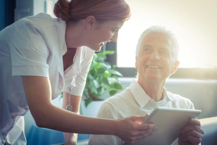 Laudos a distância de exames disponíveis para o Home Care
