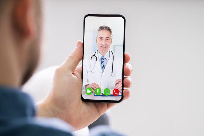 A Saúde 4.0 torna o contato entre médico e paciente mais próximo