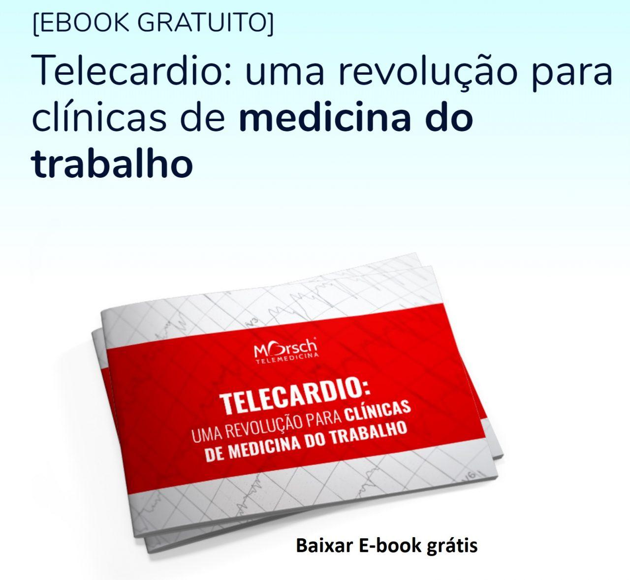 Telecardio para medicina do trabalho