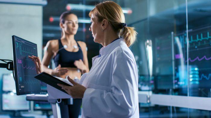O teste de esforço é um dos principais exames da cardiologia