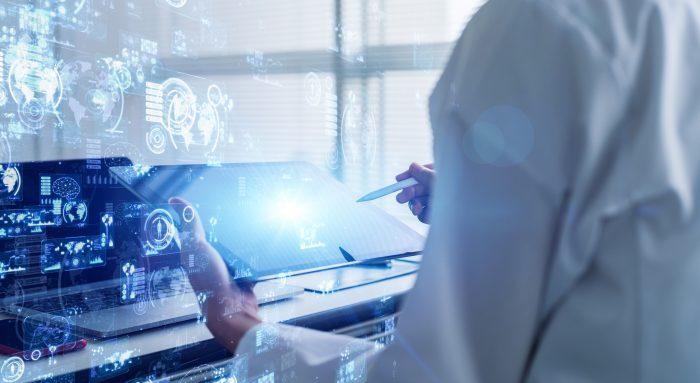 O laudo online é um documento resultado de uma interpretação médica