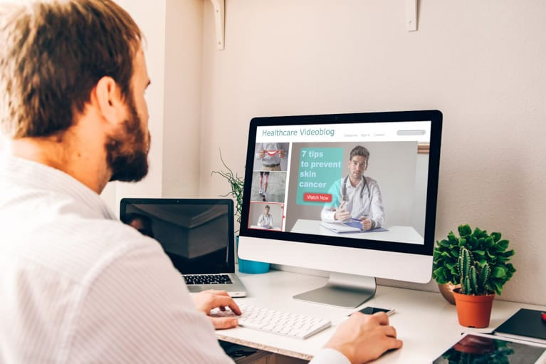 portal telemedicina desafios