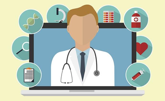 vantagem da telemedicina exames