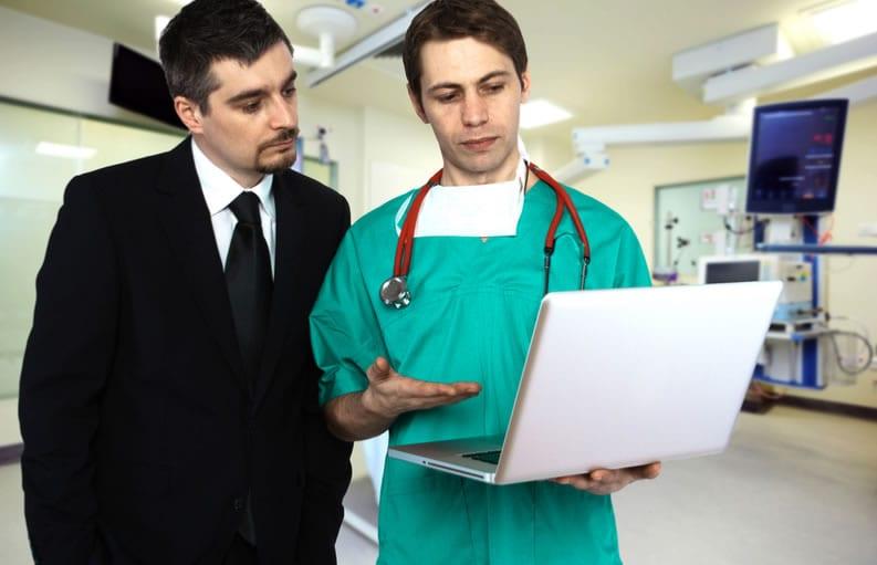 administração Hospitalar administrador gestão