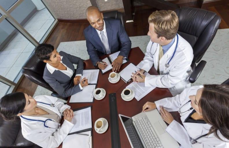 administração hospitalar e gestão hospitar