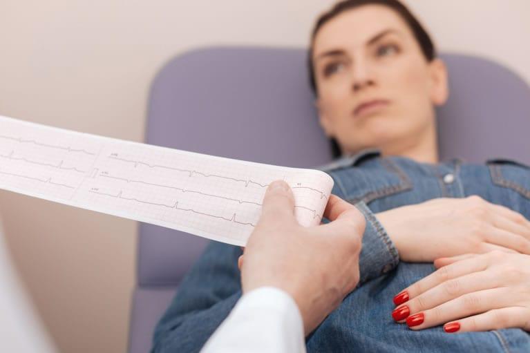 Quais profissionais são habilitados para realizar o eletrocardiograma?