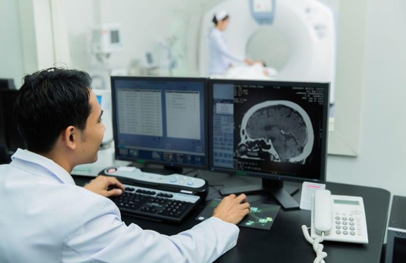 Origem da Neurorradiologia