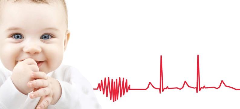 Eletrocardiograma infantil - o que é e para que serve?