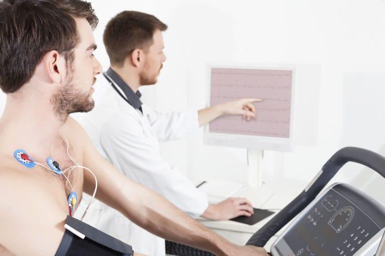 Interpretação das ondas do eletrocardiograma