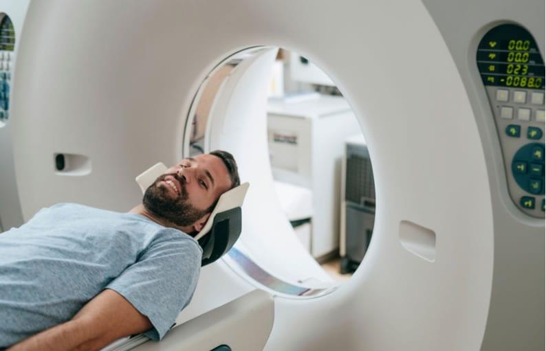 Preparo para o exame de ressonância magnética do coração