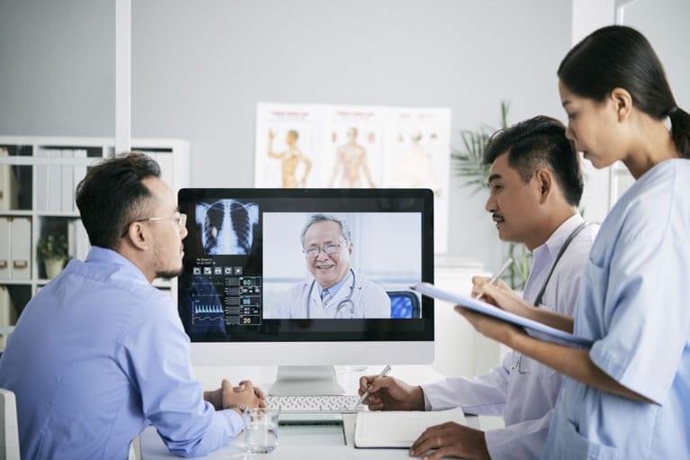 Telemedicina como solução para laudos a distância de ressonância magnética