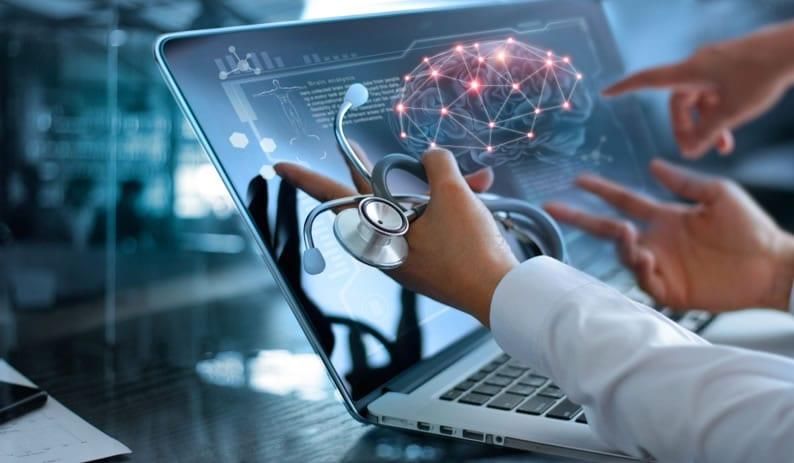 Exemplo de laudo médico: laudo convencional vs laudo digital