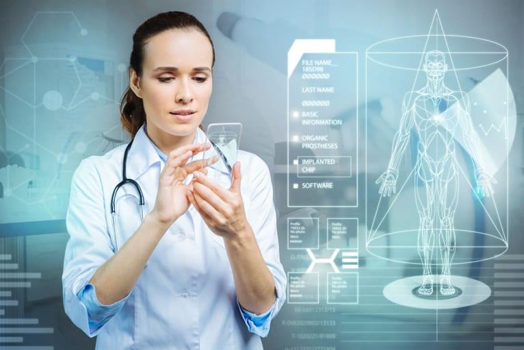 Medicina do futuro e Telemedicina