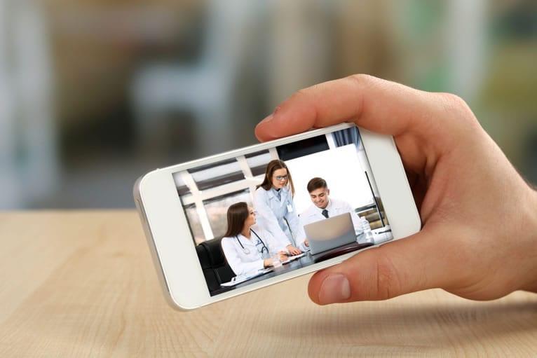 Aplicativos médicos - Apps para Médicos e Profissionais da Saúde