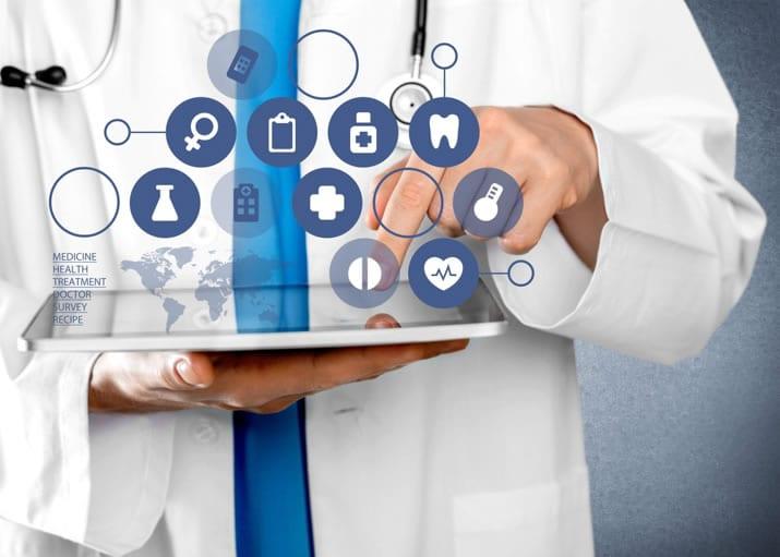 Aplicativos médicos para demandas técnicas e clínicas