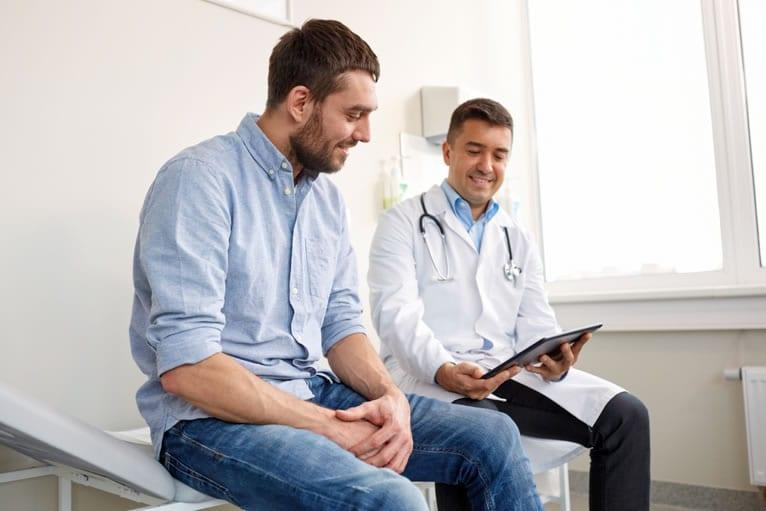 Aplicativos médicos de revistas e periódicos