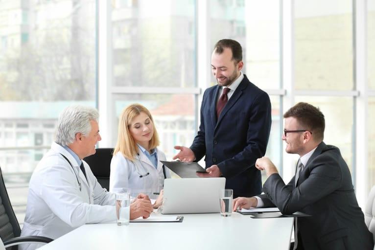 Desafios do empreendedorismo na área da saúde