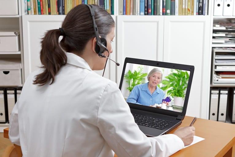 Vantagens das consultas remotas e telemedicina