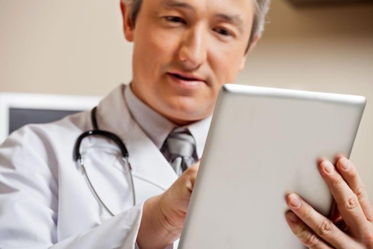 E o prontuário médico eletrônico? Como funciona?