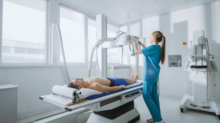Incidências básicas e especiais do raio x de tórax