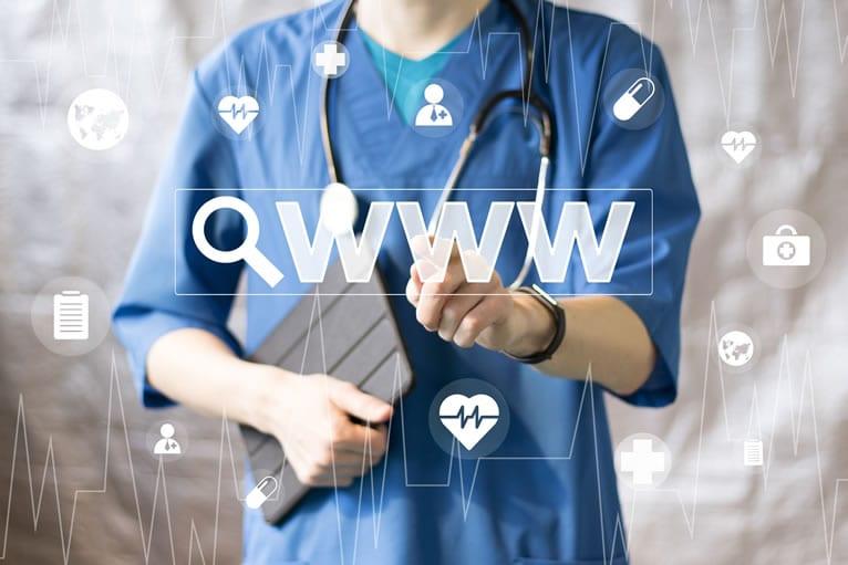 Sites de médicos e saúde de referência nacional e internacional