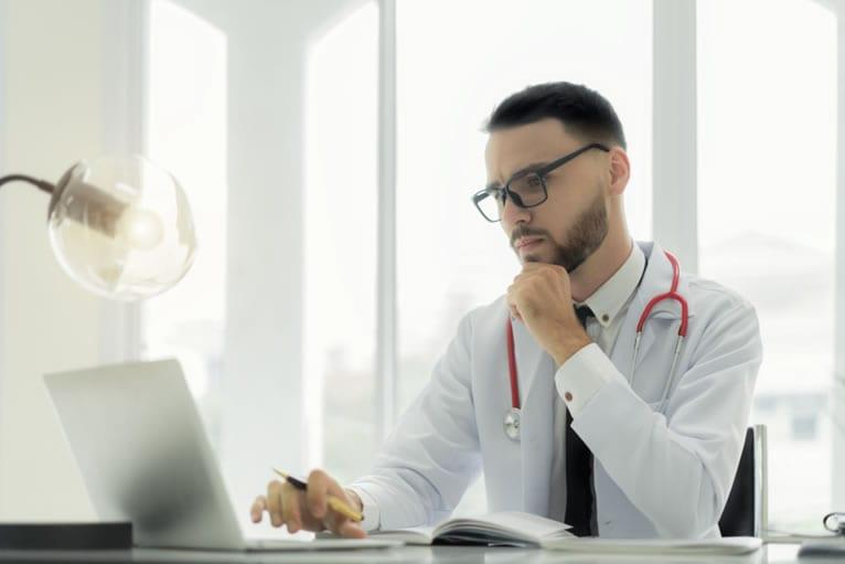 Desvantagens do histórico do paciente online